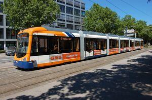 Stadtbücherei lijn23 Variobahn