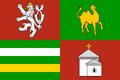 Flag Plzeňský kraj.png