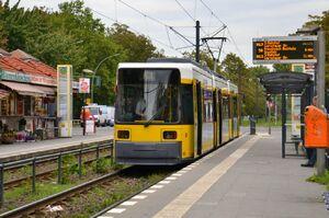 Seestraße lijnM13 GT6N