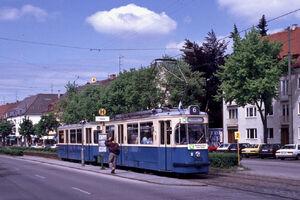 Ettalstraße lijn6 M