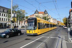 Trachenberger Platz lijn3 NGTD12DD