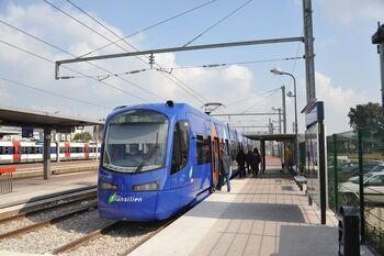 Aulnay-sous-Bois lijnT4 Avanto