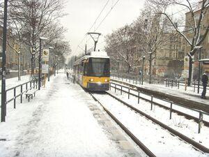 Seestraße lijn50 GT6N