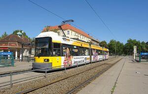 Vinetastraße lijn50 GT6N