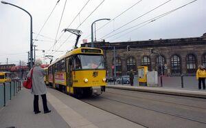 Bahnhof Neustadt lijn6