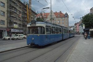 Kurfürstenplatz lijn27 P316