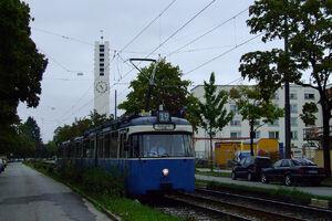 Lohensteinstraße lijn19 P316