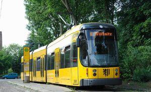 Niedersedlitz lijn6