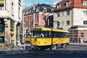 Trachenberger Platz lijn3 T4D