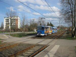 Martin-Niemöller-Straße lijn1 T6A2