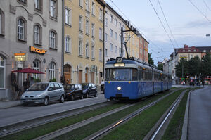 Rosenheimer Platz lijn27 P316