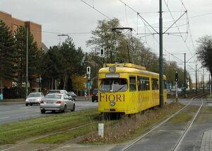 Uni-Kliniken lijn716 GT8