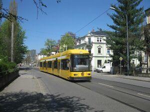 Heinrich-Schütz-Straße lijn6 NGT6DD