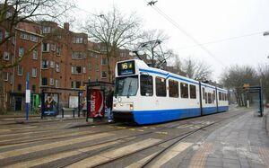 Haarlemmermeerstation lijn16 12G