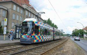 Marksburgstraße lijnM17 GT6N