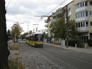 Rothenbachstraße lijnM2 GT6N