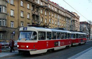 Lotyšská lijn8 T3M