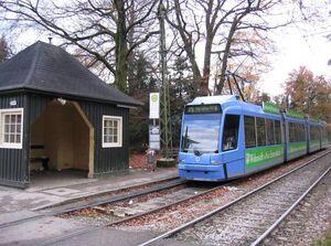 Ludwig-Thoma-Strasse lijn25 R33