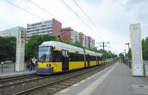 Alt-Friedrichsfelde lijn27 GT6N-Z