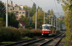 Hercovka lijn17 T3