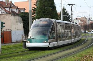 Rotonde lijnD Eurotram