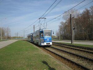 Evershagen-Süd lijn1 T6A2