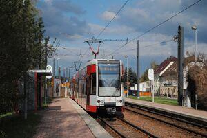 Kirchfährendorf lijn5 MGT-K