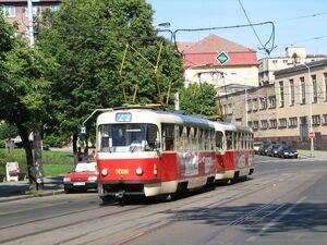 Moskevská lijn22 T3SUCS