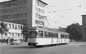 Ostring lijn6 GT6