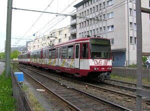 Platanenhof lijnU79 B