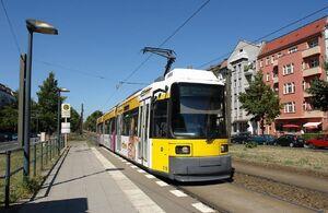 Schönhauser Allee lijn50 GT6N