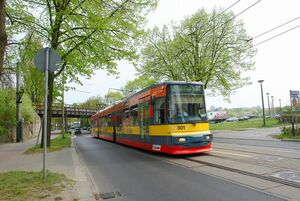 Kiesslingplatz lijn2 GT6M