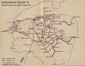 NTM kaart
