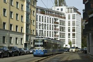 Paradiesstraße lijn18 R22