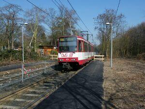 Freiligrathplatz lijnU79 B