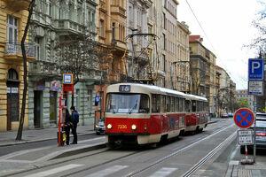 Šumavská lijn16 T3SUCS