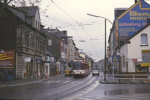 Querstraße lijn302 M