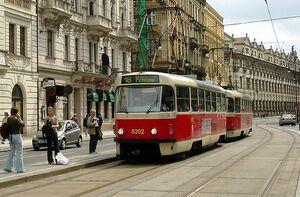 Staroměstská lijn18 T3RP