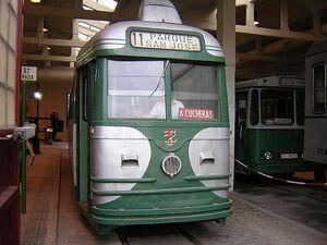 Zaragoza tram