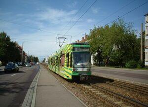 Moskauer Straße lijn2 MGT6D