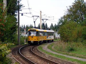 Steinbacher Weg lijn4 T4D