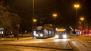 Romanplatz lijnN16 R22