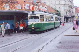 Lohner lijn 4 Graz