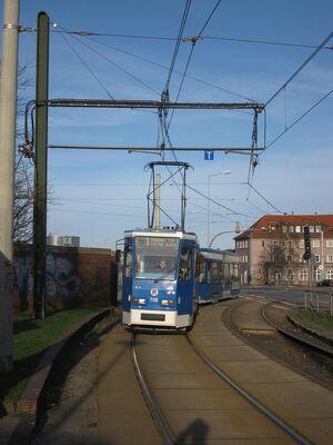 Maßmannstraße lijn1 T6A2