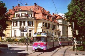 Paradiesstraße lijn39 P316