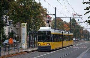 Pastor-Niemöller-Platz lijnM1 GT6N