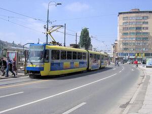 Tram601 Sarajevo