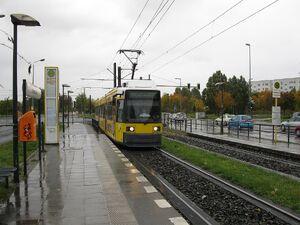 Welsestraße lijnM17 GT6N
