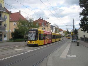 Karl-Marx-Straße lijn7 NGTD12DD