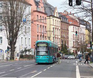 Oppenheimer Landstraße lijn14 S